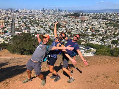 SF Urban Hike: Sep 28, 2019
