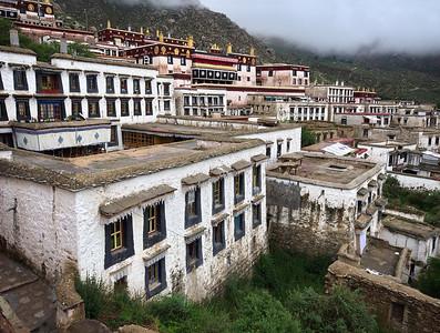 Drepung Kloster, 4. Juli 2013