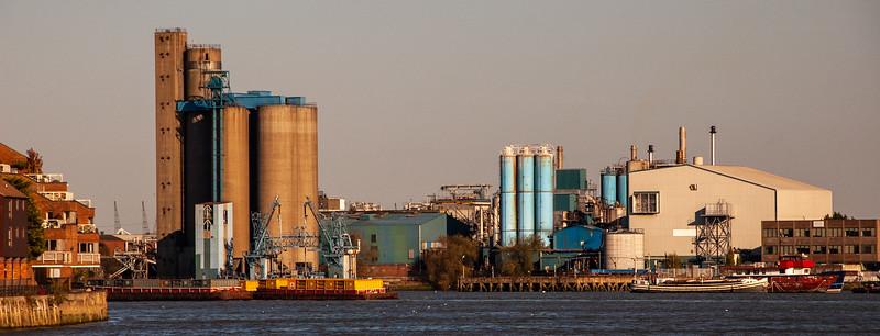 Tunnel Refineries