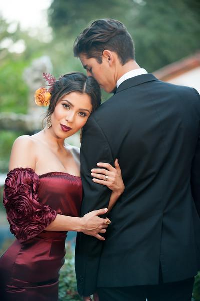 Flamenco Wedding Styled Shoot