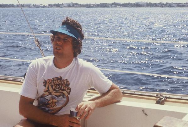 Bahamas 1980 with Balous