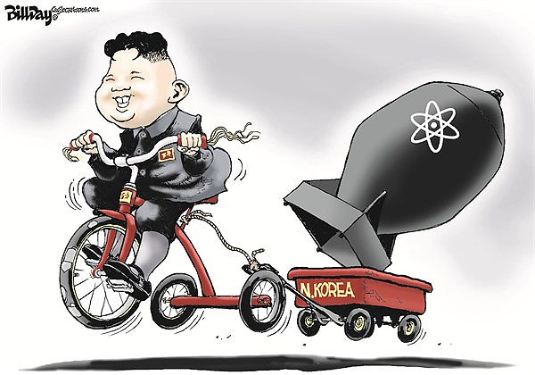 . Bill Day / Cagle Cartoons