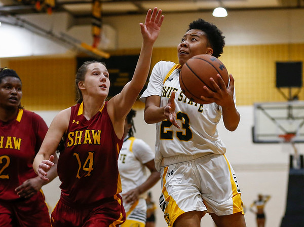 Women's College Basketball: Shaw vs. Bowie State (2020)