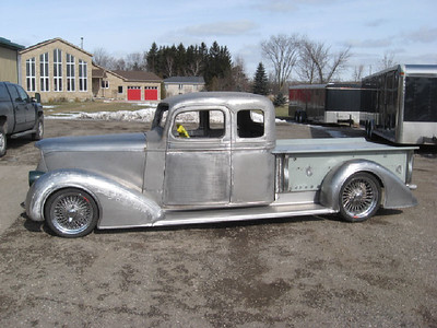 '37 Pick up