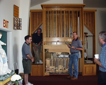 Dismantling The Pipe Organ