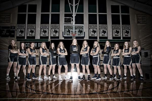Regents Basketball Girls