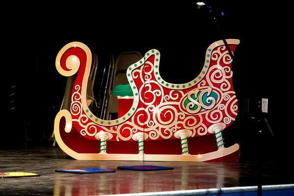 Julie Rohr Christmas Show for 2012