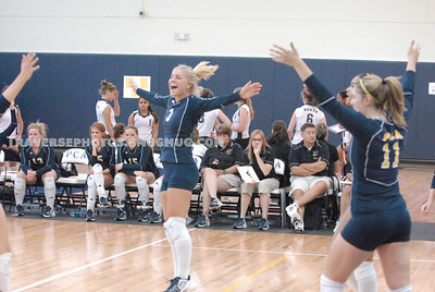 Prestonwood volleyball