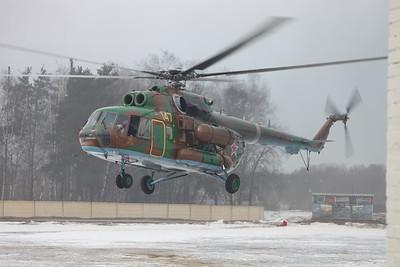 Mi-8AMT-1 (Russia)