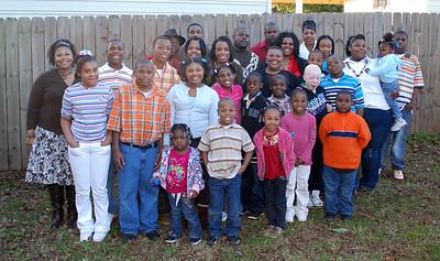 Shackelford Family