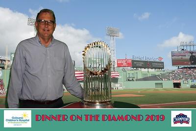 Dinner on the Diamond 2019