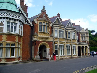 Bletchley Park and The WWII German Enigma cypher machines