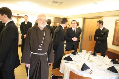 Cardinal O'Malley Visit 2013