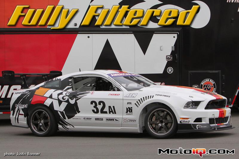 K&N Mustang American Iron RTR