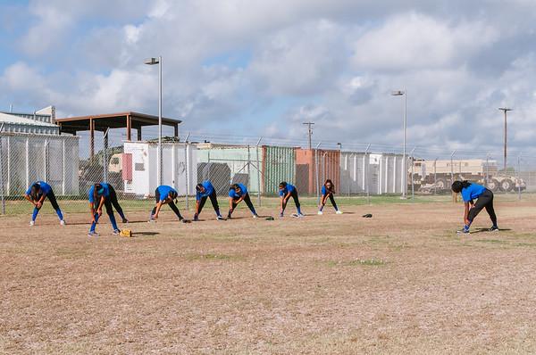 Baseball and Softball Day Two