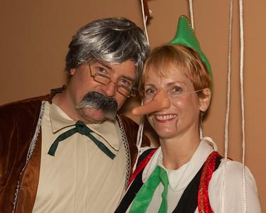 Wine Group Halloween 2007