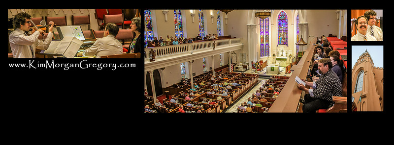 2016 PICCOLO SPOLETO | St. Matthews Concert