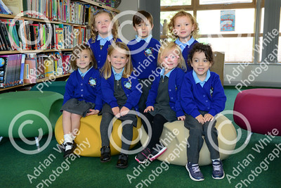 First Day at School - Carmarthen