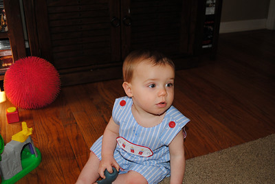 Owen's 1st Birthday