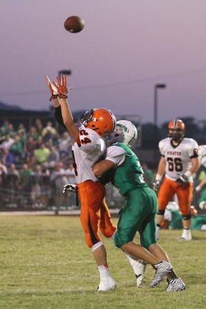 04 Football:  Wheelersburg at Fairland 2014