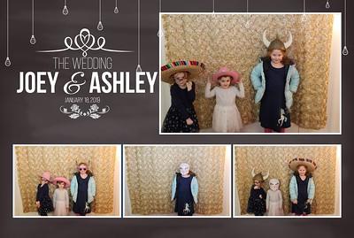 Hill Wedding Photobooth 1.18.2019