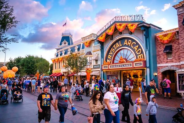 Disneyland - October 2018