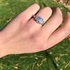 2.50ctw Emerald Cut Diamond 3-stone Ring, GIA E VS1 19
