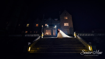 Will and Charlotte's Horsley Towers Wedding