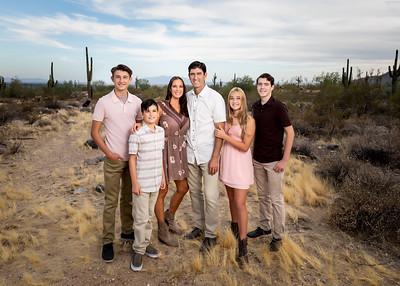 Lopez family portraits