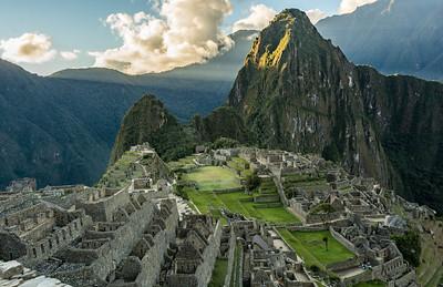 Peru 2- Inca Trail and Machu Picchu