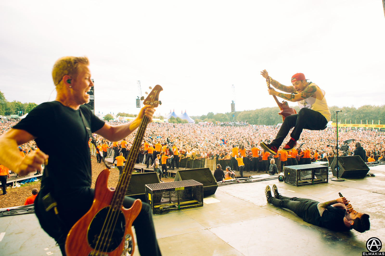 A Day To Remember at Leeds Festival