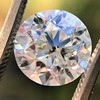 3.36ct Transitional Cut Diamond GIA J VS2 16