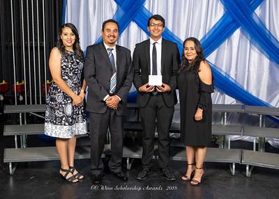 Winn Scholarship Awards Ceremony 5-16-18