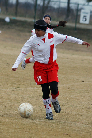 Xcelex Adidas Tournament vs FC South (12/12/2008)