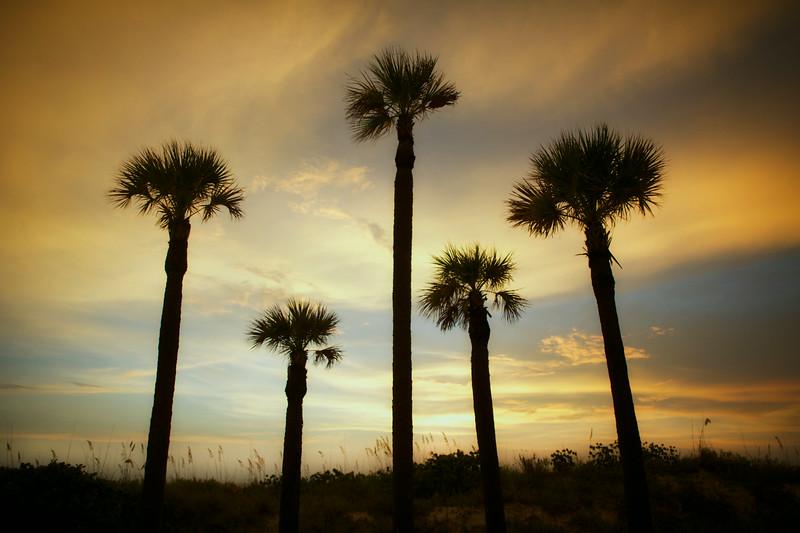 St Pete's Beach Sunset