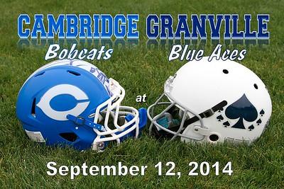 2014 Cambridge at Granville (09-12-14)