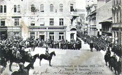 Vojna Parada - Trg Fra Grge Martića