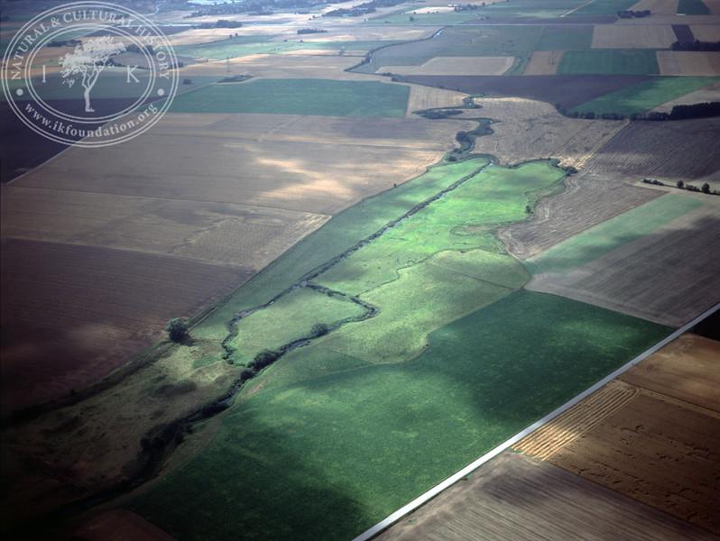 Dalby area, cultural landscape (1990) | PH.0912