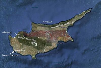 Zypern im Dezember