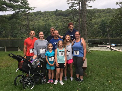 Third Annual Trail Race