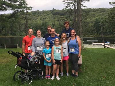 Third Annual Trail Race