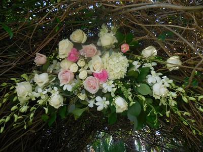 Humphrey's  Garden arch $175