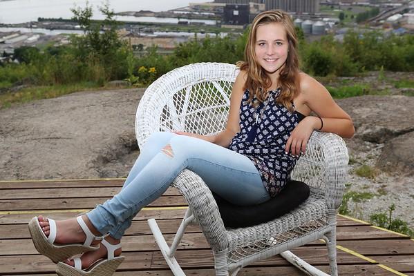 Rachel Lundeen Grads 2017