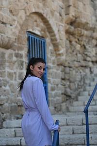 Galit in Jaffa