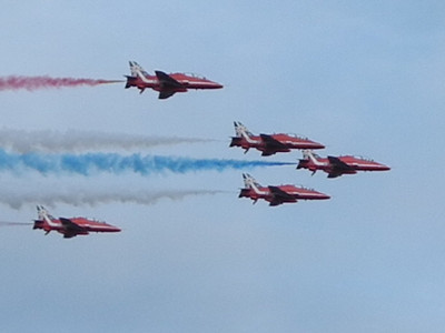 Red Arrows Champagne Charity Mingle 2014