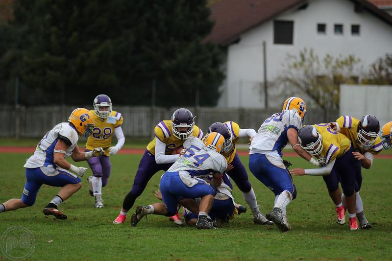 2017; AFBÖ; American Football; Graz Giants; Vienna Vikings; Youth; U17; Bowl; XXIV
