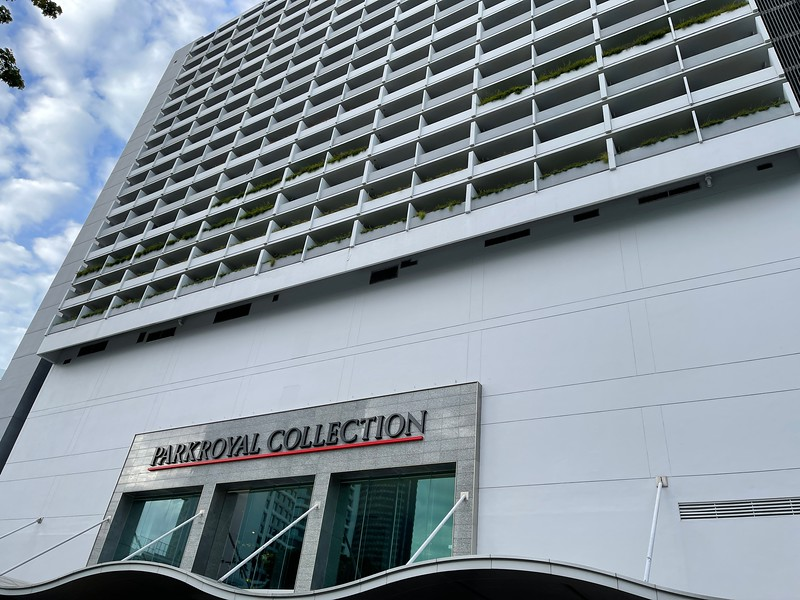 PARKROYAL COLLECTION Marina Bay Day Stay