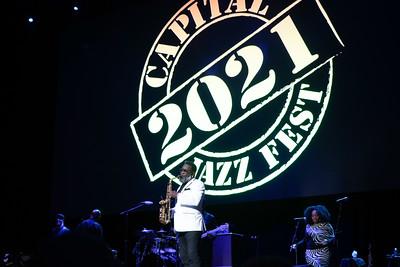 CAPITAL JAZZ FEST 2021