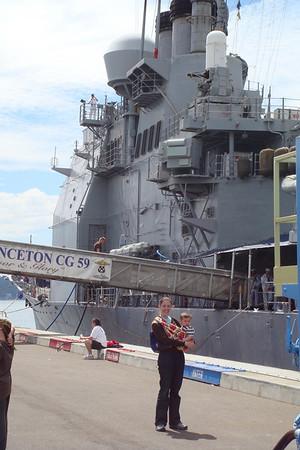 Fleet Week July 31 2008