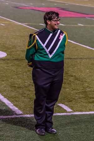 10-22-2016 St Vincent Band at Indiana